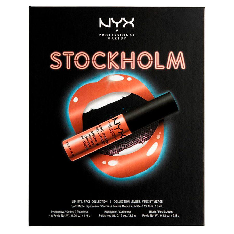 NYX Professional Makeup City Set Stockholm
