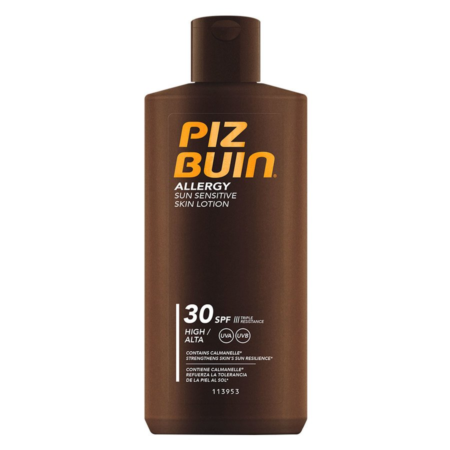 Piz Buin Allergy Sun Sensitive Skin Lotion SPF30 200ml