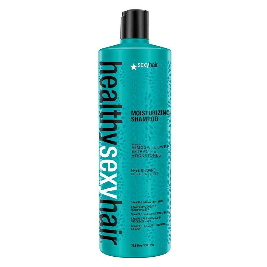 Healthy Sexy Hair Color Safe Moisturizing Shampoo 1000ml