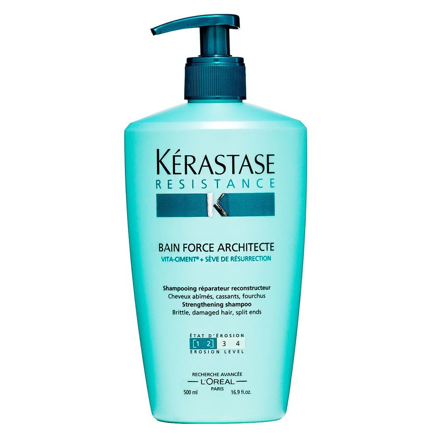 Kérastase Resistance Bain Force Architecte Shampoo (500 ml)