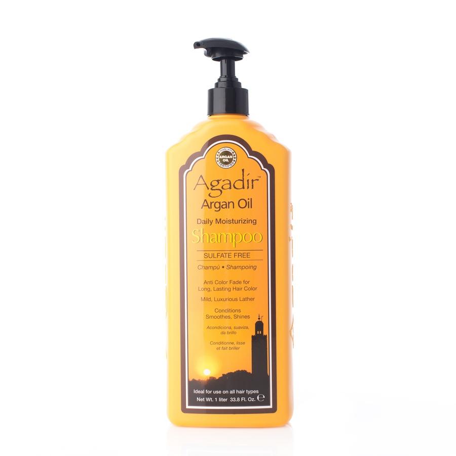 Agadir Argan Oil Daily Moisturizing Shampoo (1000 ml)