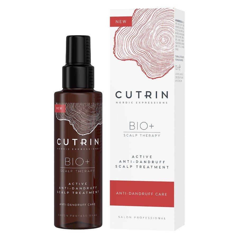 Cutrin BIO+ Active Anti-Dandruff Scalp Treatment 100ml