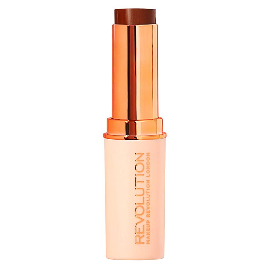 Makeup Revolution Fast Base Stick Foundation, F18 (6,2g)