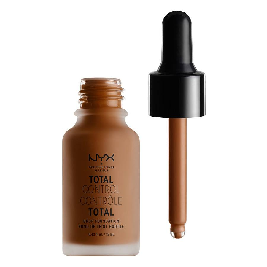 NYX Professional Makeup Total Control Drop Foundation Deep Cool TCDF22 13ml