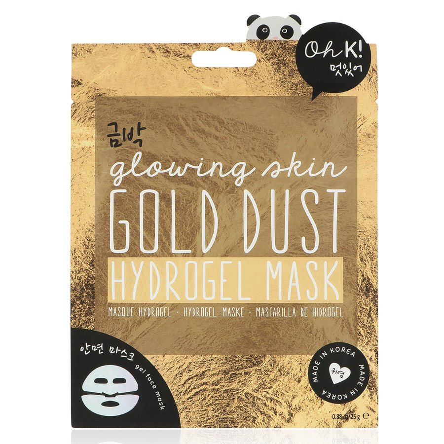 Oh K! Gold Dust Hydrogel Mask 25g