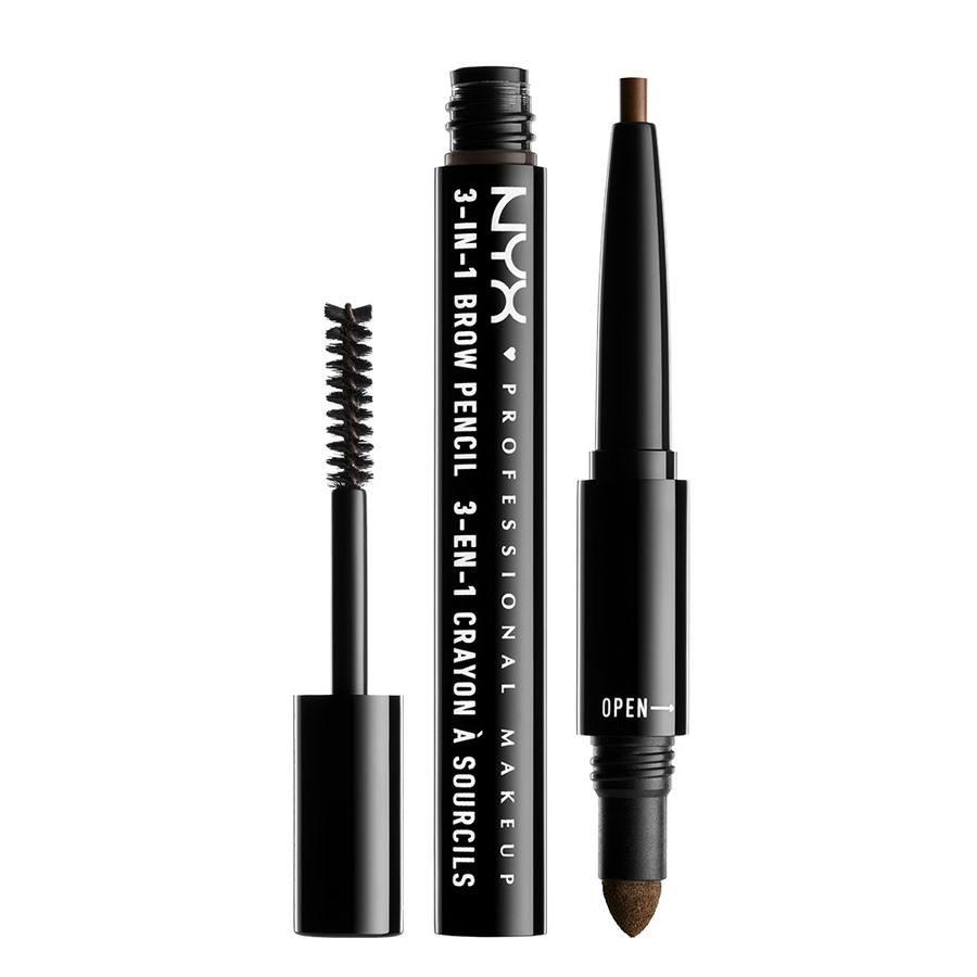 NYX Professional Makeup 3-In-1 Brow, Espresso 31B07