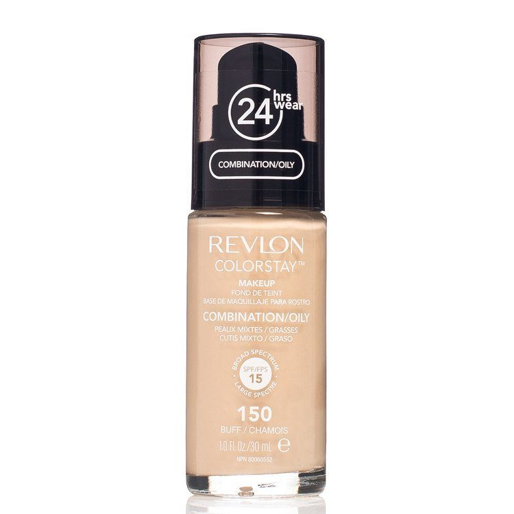 Revlon Colorstay Foundation for Combination/Oily Skin, 150 Buff (30 ml)