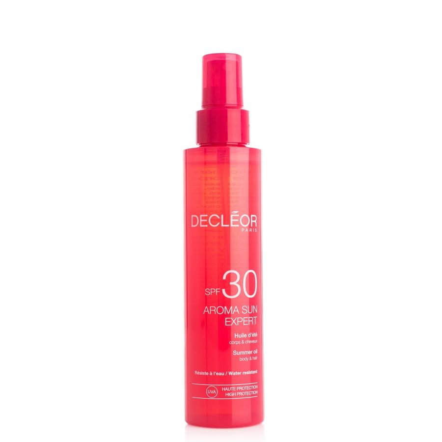 Decléor Aroma Sun Expert Summer Oil Sonnenöl mit LSF 30 (150 ml)