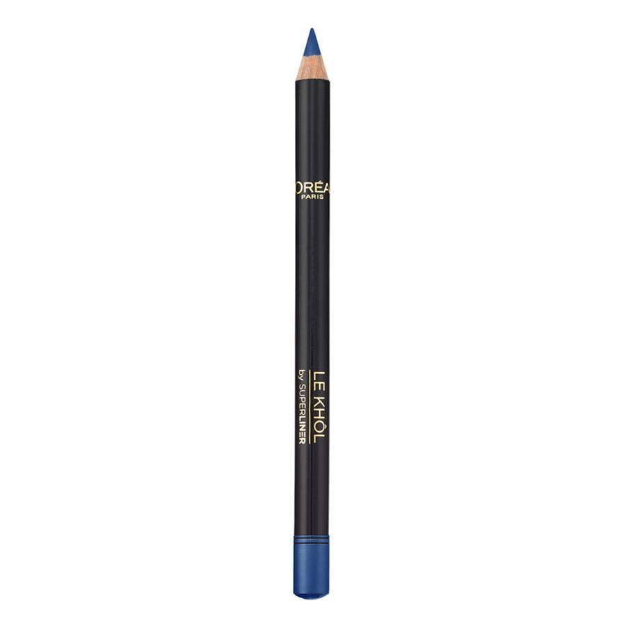 L'Oréal Paris Superliner Le Kohl Eyeliner, 107 Deep Sea Blue (1,2 g)