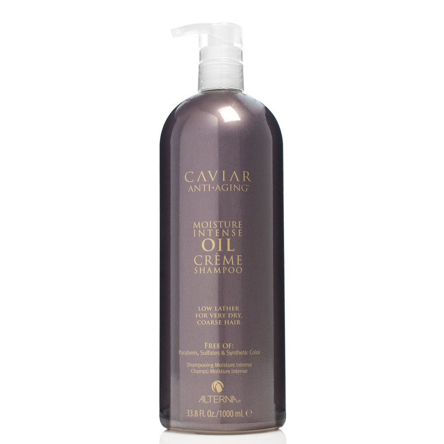Alterna Caviar Moisture Intense Oil Crème Shampoo 1000ml