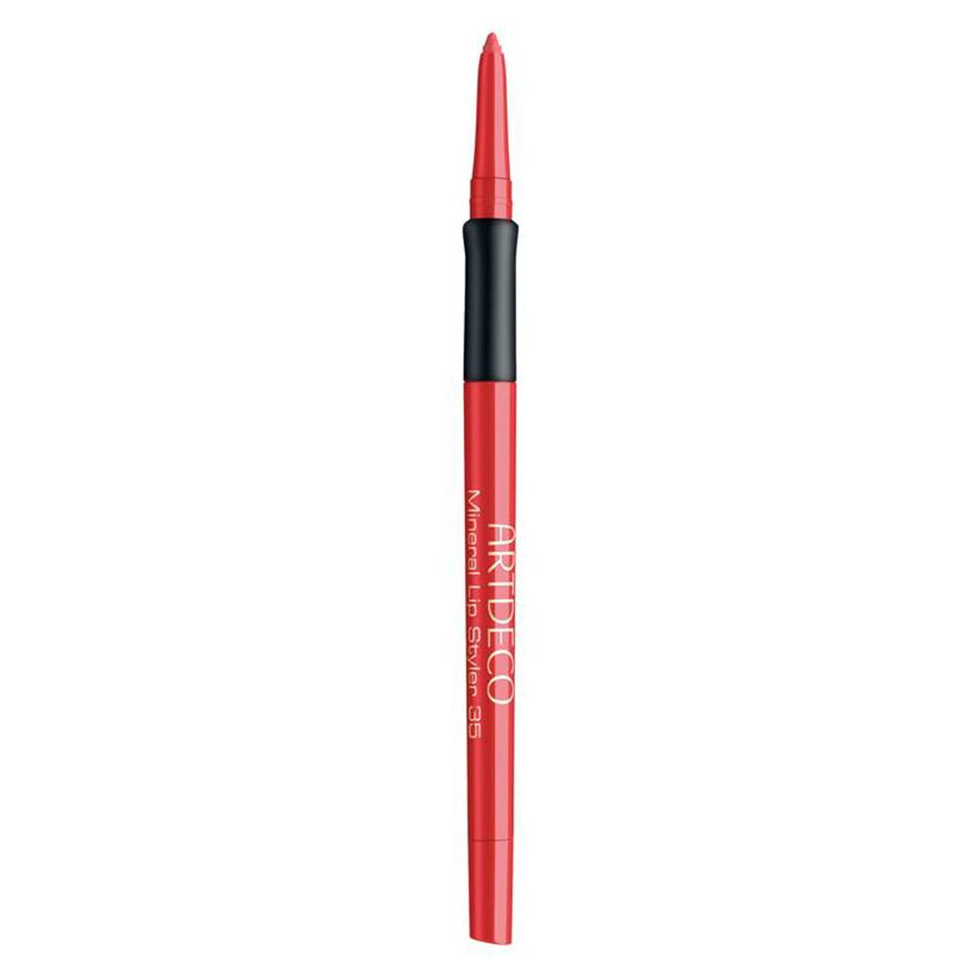 Artdeco Mineral Lip Styler, #35 Mineral Rose Red