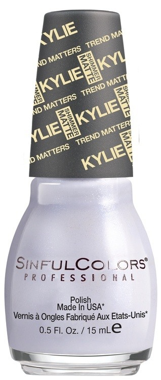 Kylie Jenner Sinful Colors Nail Polish (15 ml), #2110 Magik Touch