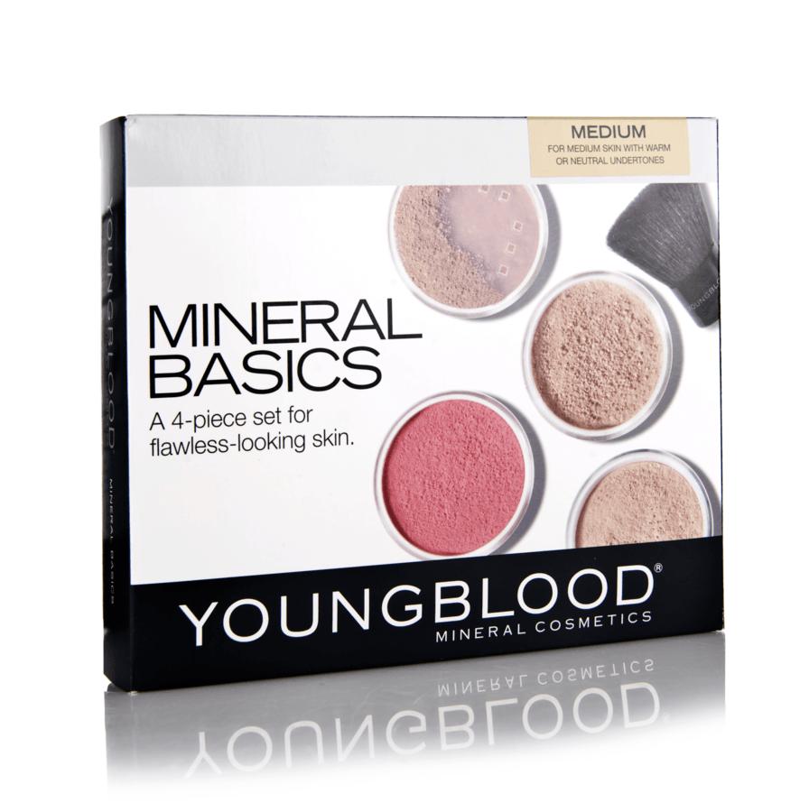 Youngblood Mineral Basics Starterkit, Medium