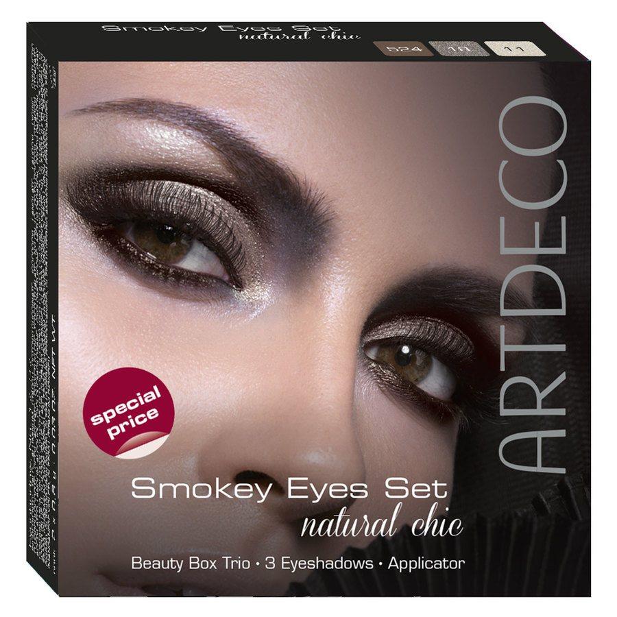 Art Deco Smokey Eyes Set