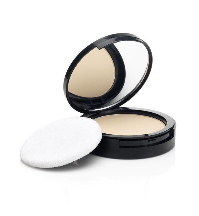Beauty UK Face Powder Compact Kompaktpuder, No.2 (9 g)