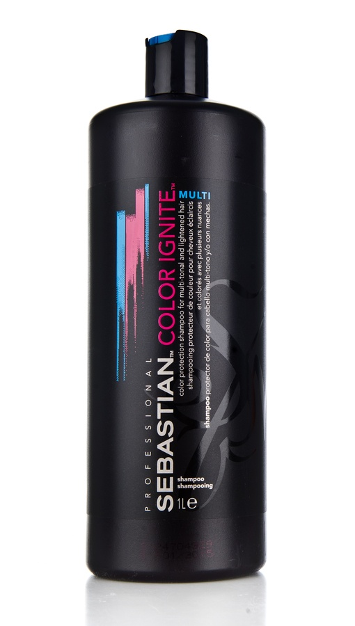 Sebastian Professional Color Ignite Multi Shampoo (1000 ml)