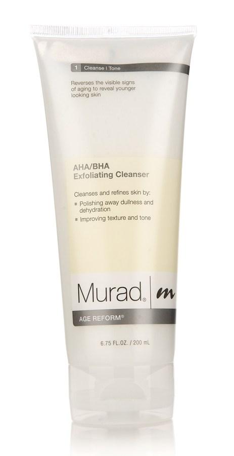 Murad Age Reform AHA/BHA Peeling-Cleanser (200 ml)