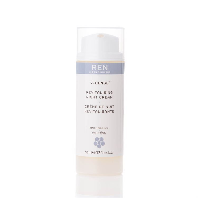 REN Frankincense Revital Night Cream Nachtcreme (50 ml)