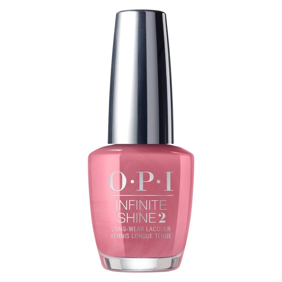 OPI Infinite Shine, Not So Bora-Bora-Ing Pink (15 ml)