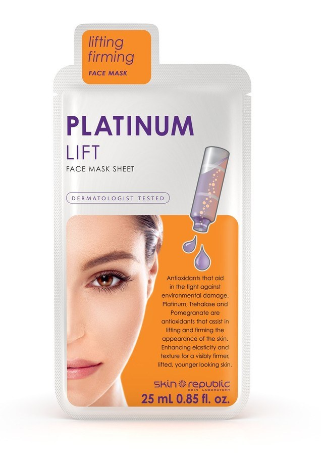 Skin Republic Platinum Lift Mask Sheet