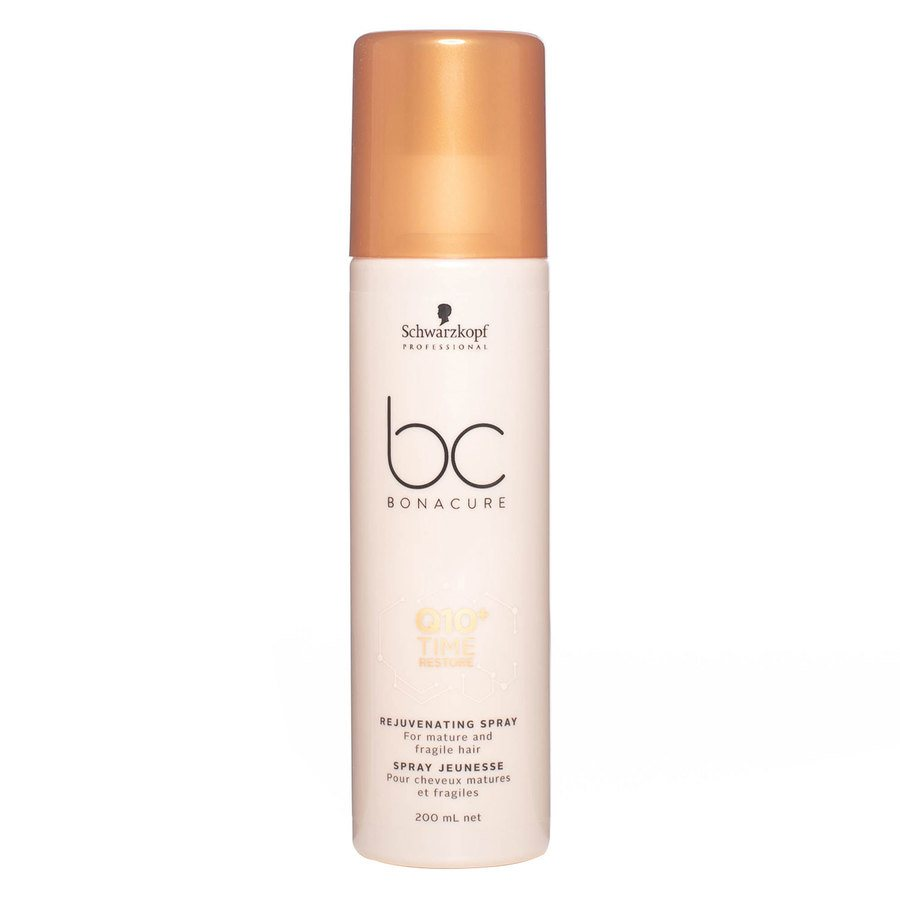 Schwarzkopf Bonacure Q10+Time Restore Rejuvenating Spray (200 ml)