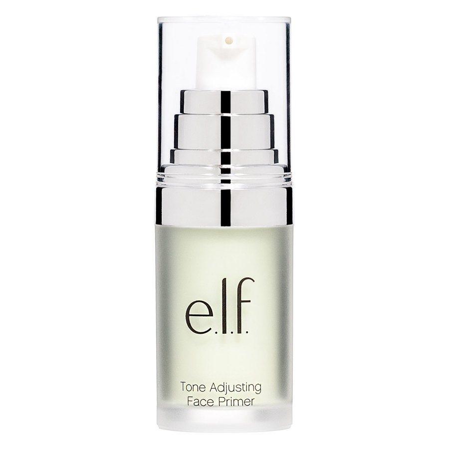 e.l.f. Tone Adjusting Face Primer Green 14ml