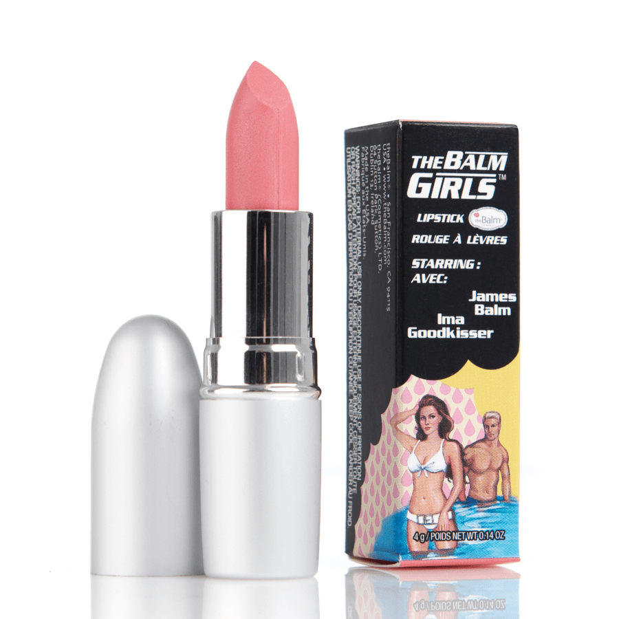 theBalm Girls Lipsticks, Ima Goodkisser Coral (4 g)