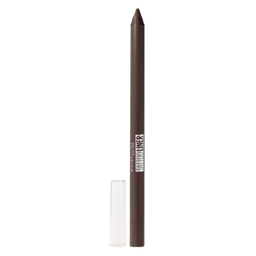Maybelline Tattoo Liner Gel Pencil, #910 Bold Brown (1,3 g)