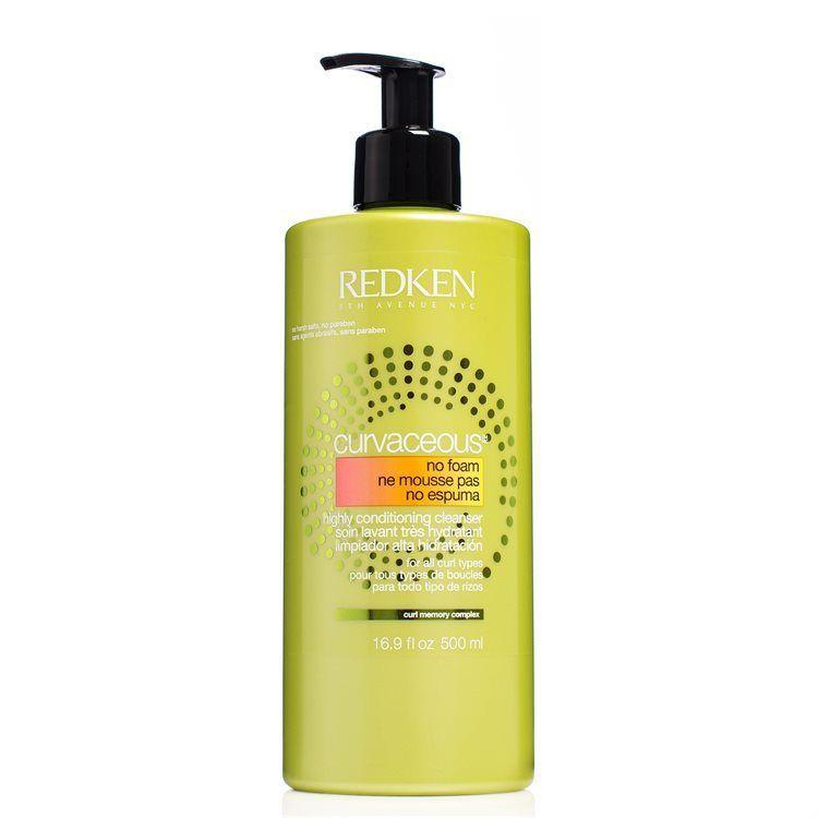Redken Curvaceous Highly Conditioning Cleanser für Locken (500 ml)