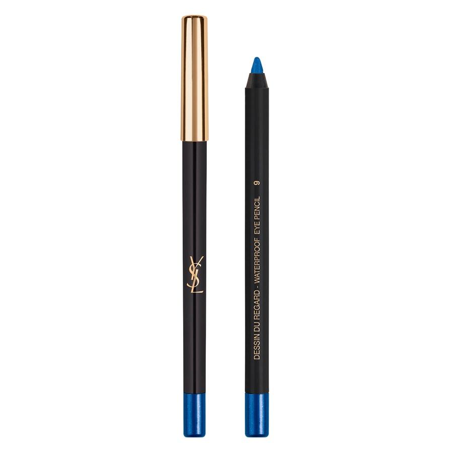 Yves Saint Laurent Dessin du Regard Waterproof Eye Pencil, 9 Thunder Blue