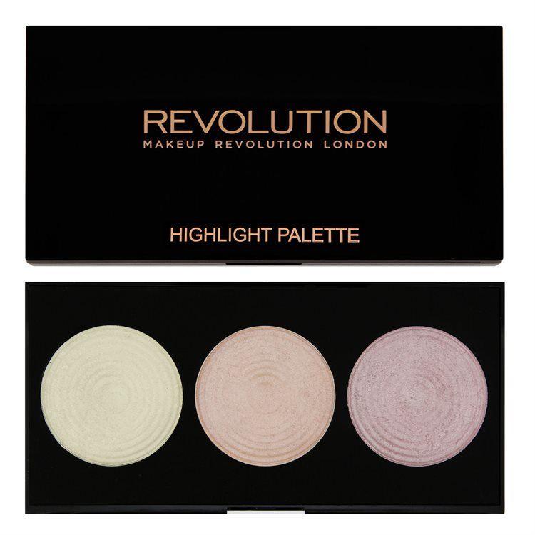 Makeup Revolution Highlighter Palette Highlight 15g