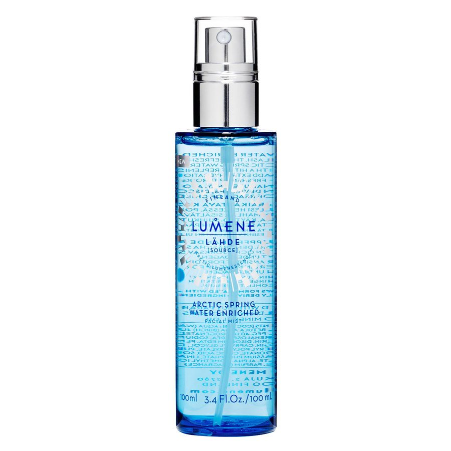 Lumene LÄHDE Arctic Spring Water Enriched Facial Mist (100ml)