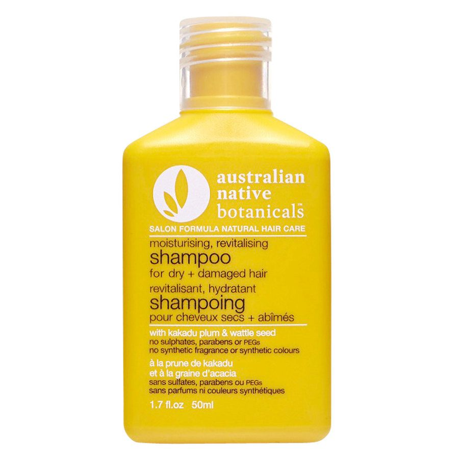 Australian Native Botanicals Shampoo Dry Hair 50ml