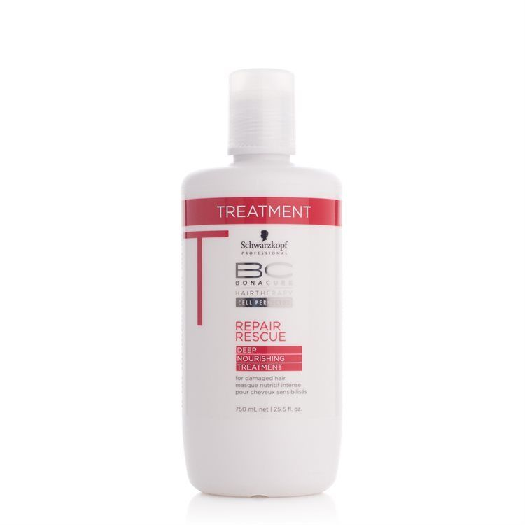 Schwarzkopf BC Bonacure repair rescue Treatment 750ml