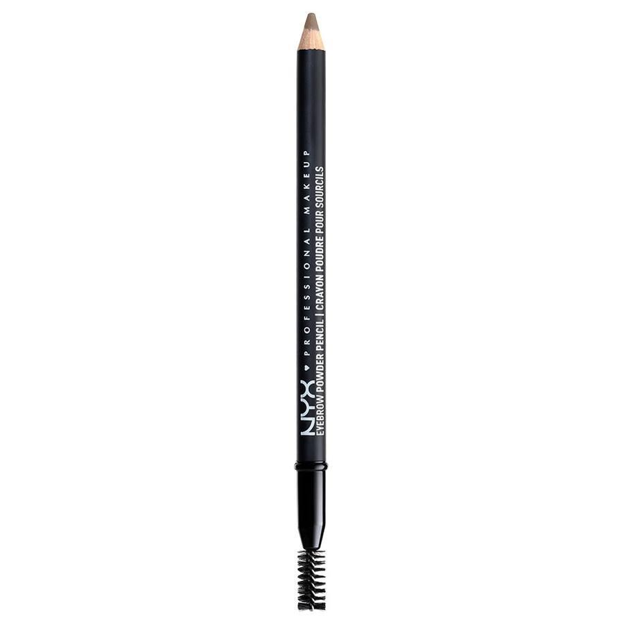 NYX Professional Makeup Eyebrow Powder Pencil, Ash Brown EPP08 (1g)