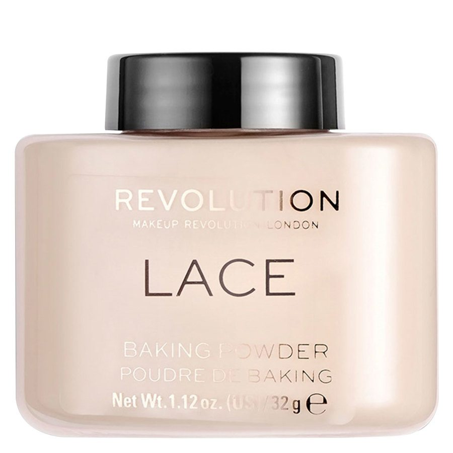 Makeup Revolution Loose Baking Powder, Lace