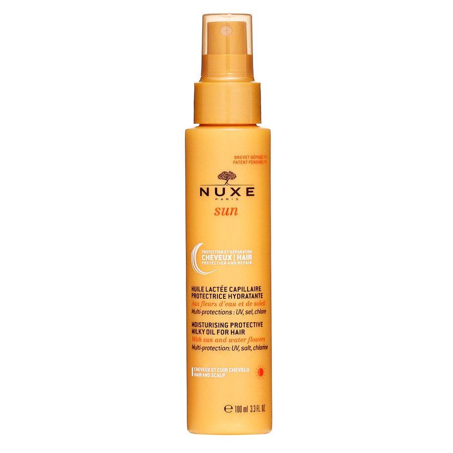 NUXE Moisturising Protective Milky Oil For Hair (100ml)
