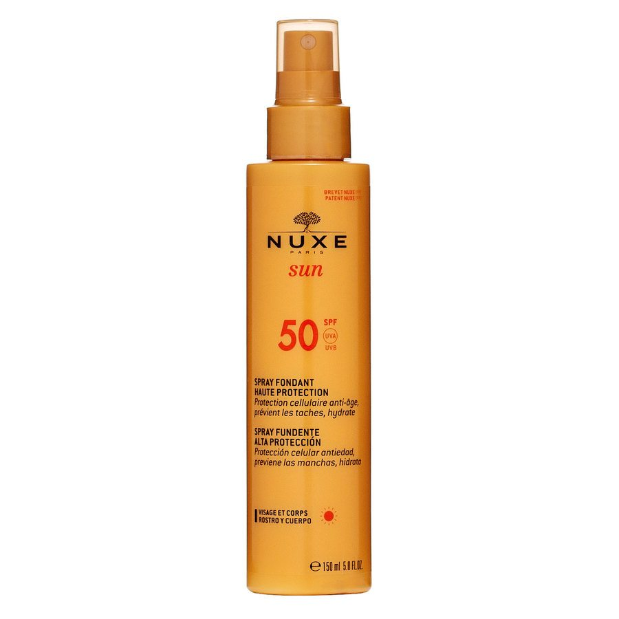 NUXE Spray Fondante SPF50 (150 ml)
