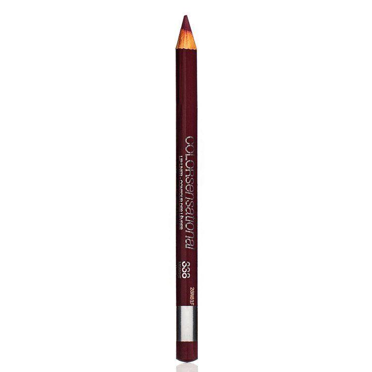 Maybelline Color Sensational Lip Liner, 338 Midnight Plum