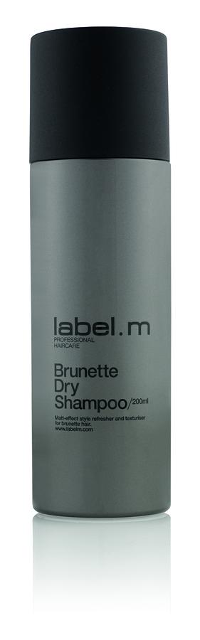 label.m Dry Shampoo Brunette (200 ml) – Trockenshampoo