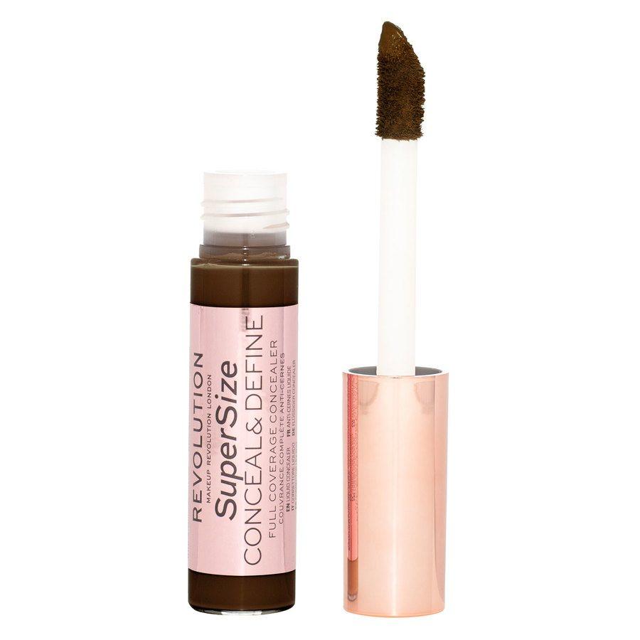 Makeup Revolution Conceal & Define Supersize, C17 13g