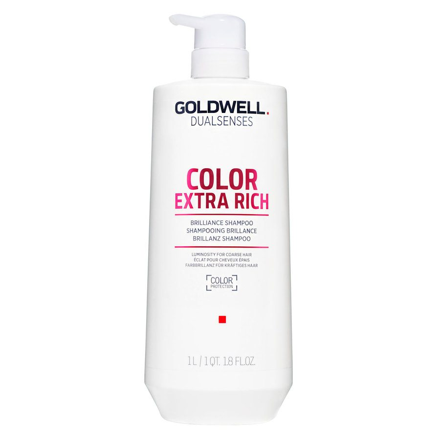 Goldwell Dualsenses Color Brilliance Extra Rich Shampoo (1000 ml)