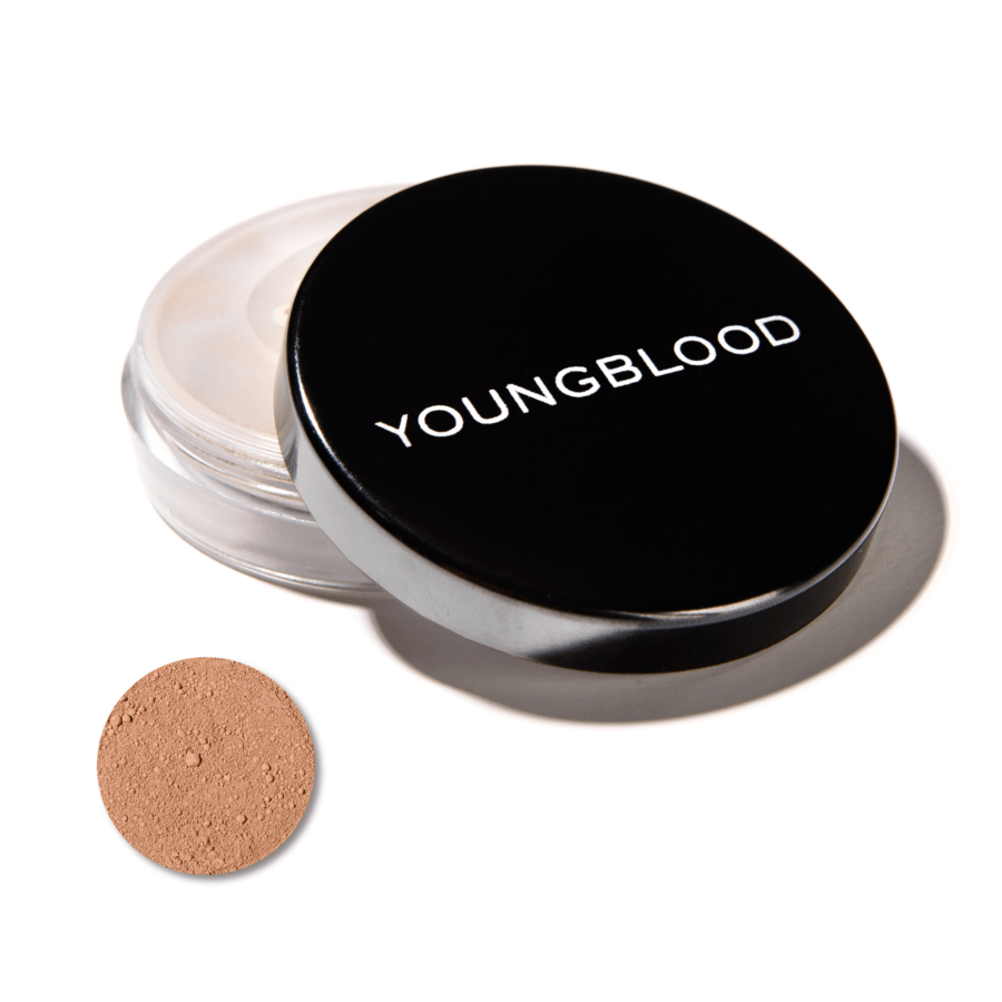 Youngblood Natural Loose Mineral Foundation, Sunglow (10 g)