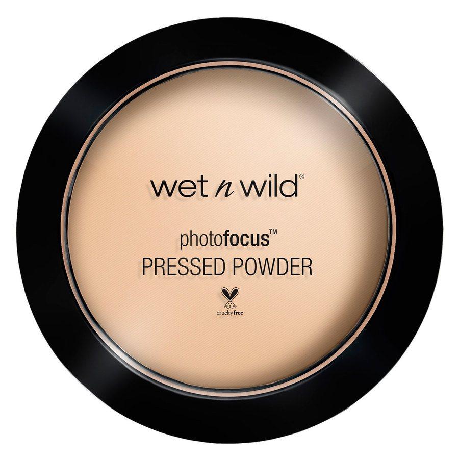 Wet n Wild Photo Focus Pressed Powder Warm Light 7,5g