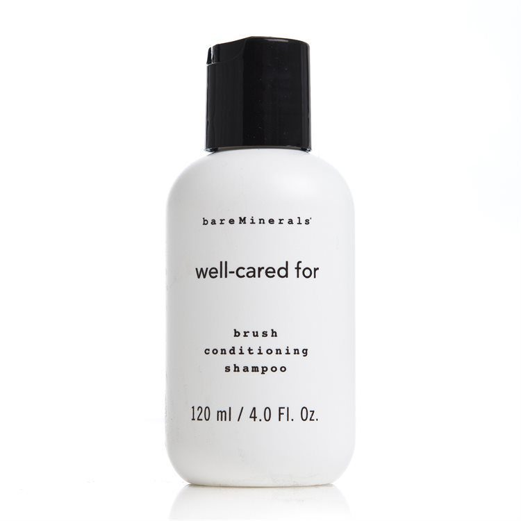 BareMinerals Well-Cared For Brush Conditioning Shampoo – Pflegeshampoo für Kosmetikpinsel (120 ml)