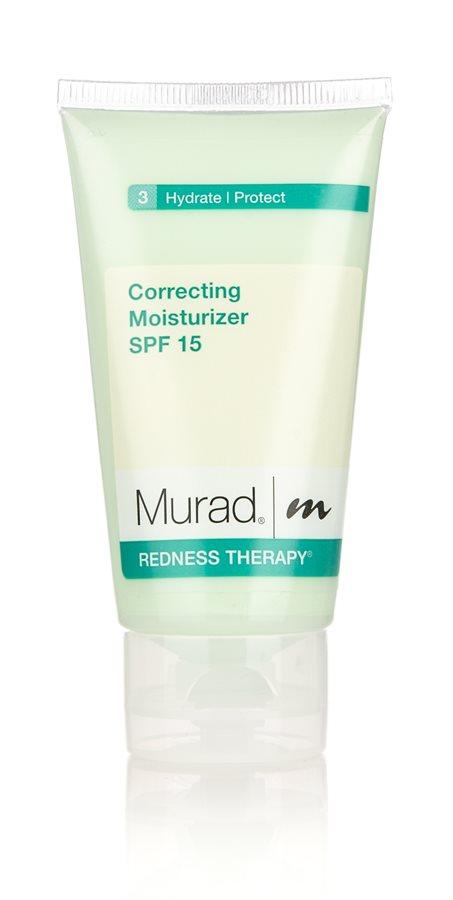 Murad Redness Therapy Correcting Moisturizer SPF 15 Feuchtigkeitscreme (50 ml)