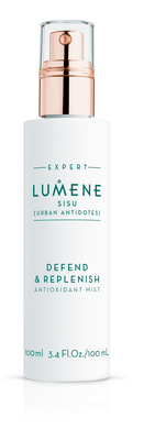 Lumene Sisu Defend & Replenish Antioxidant Mist (100 ml)