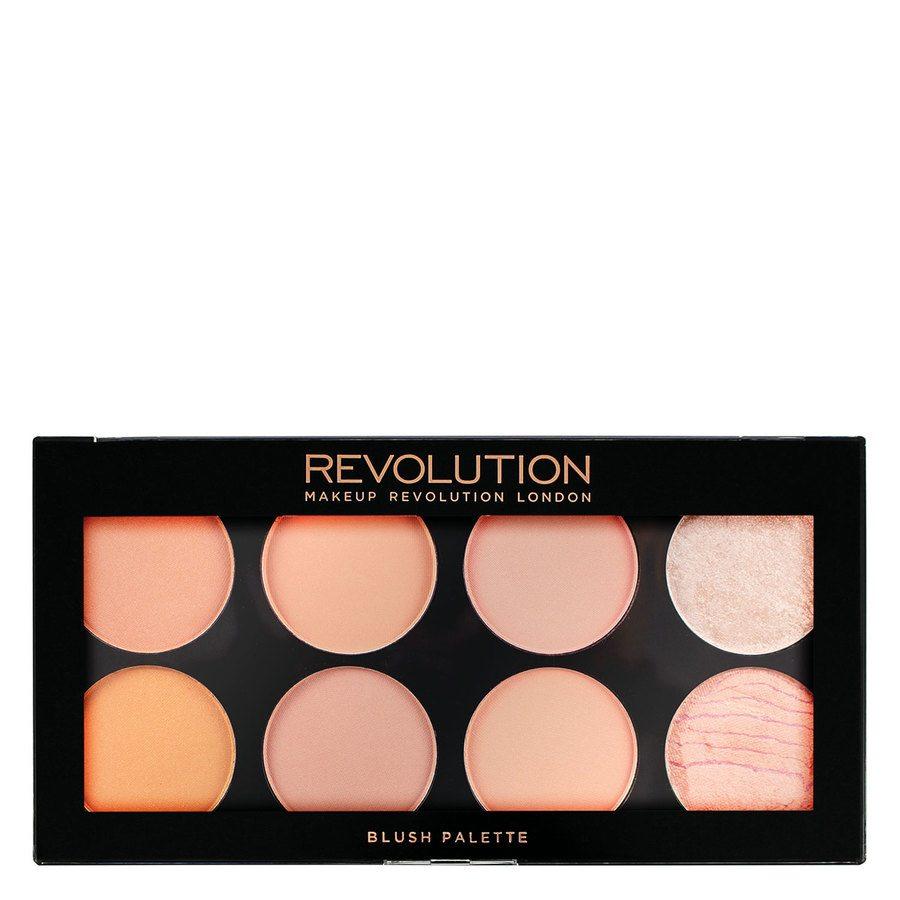 Makeup Revolution Ultra Blush Palette Hot Spice 13g