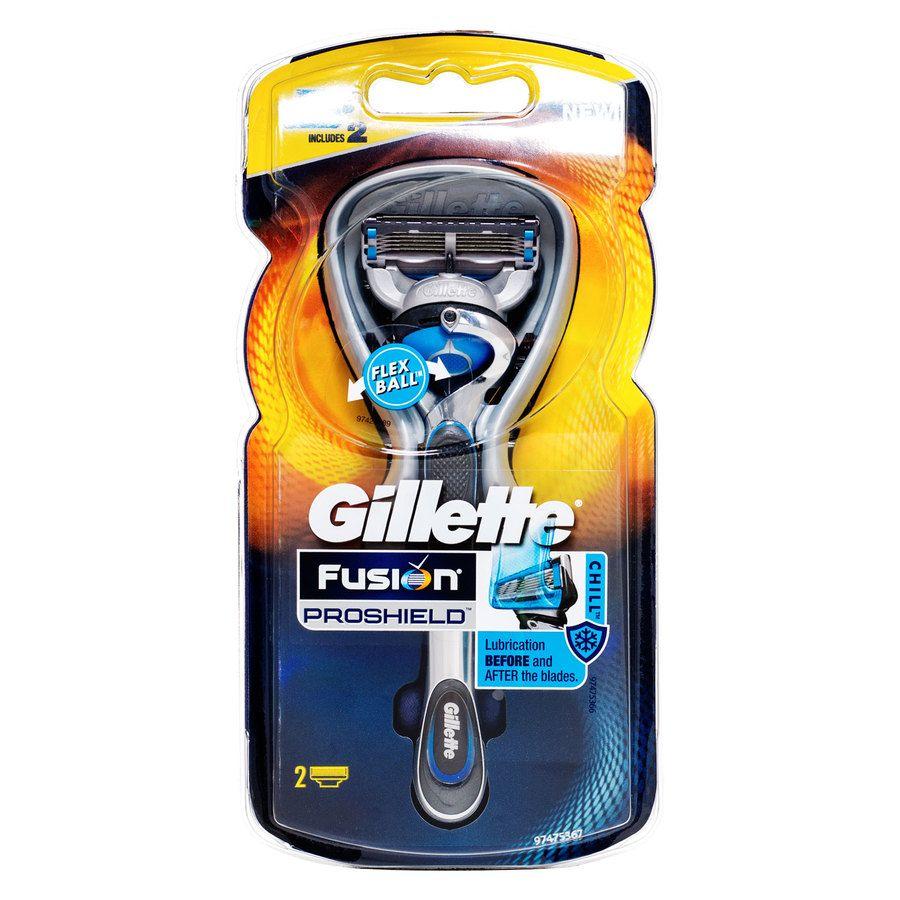 Gillette Fusion Proshield Flexball 2 Klingen