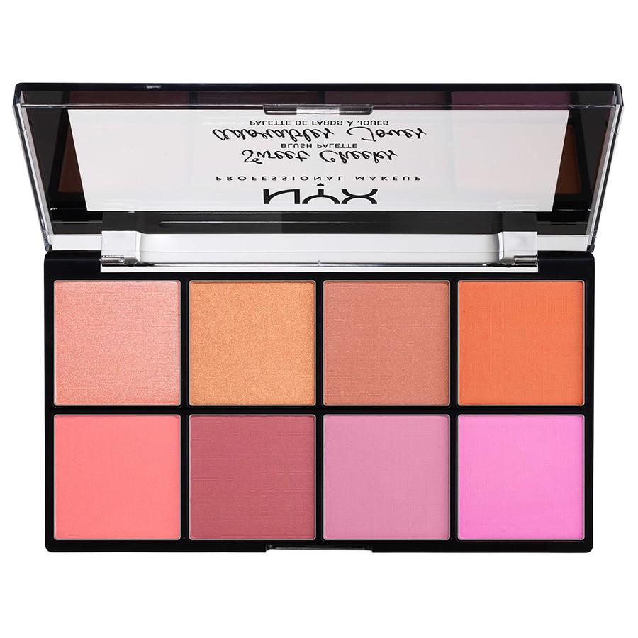 NYX Prof. Makeup Sweet Cheeks Blush Palette SCBP01